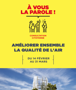 améliorer la qualité de l'air dans Lille Métropole