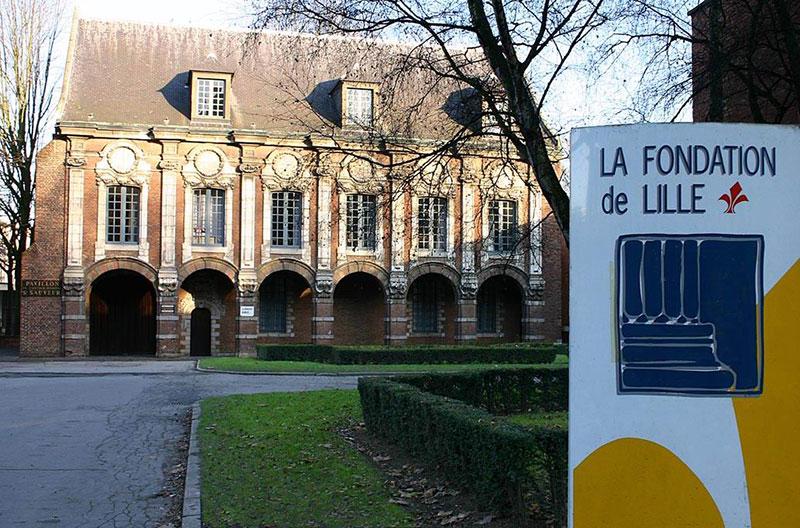 Pavillon Saint Sauveur, siège de la Fondation de Lille, Fondation Reconnue d'Utilité Publique, Abritante et Territoriale