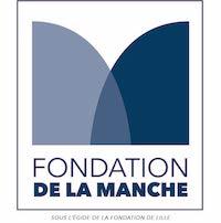 Logo de la Fondation de la Manche, sous égide de la Fondation de Lille