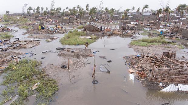 Cyclone en Afrique Australe : © Flickr / Climate Centre / Licence