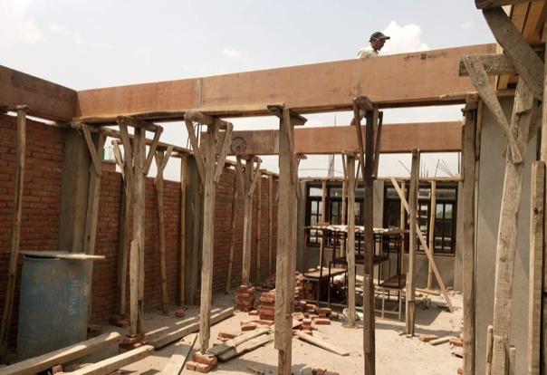 Action menée par Maisons des Himalayas au Népal financée par la Fondation de Lille, Crédits photographiques : Maisons des Himalayas