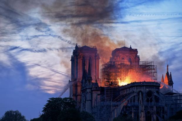 Notre Dame de Paris, appel à souscription par la Fondation de Lille au profit de la Fondation du Patrimoine