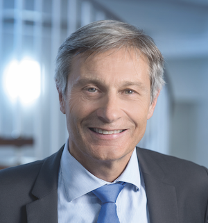 Éric COTTE, VIce-Président, représentant la Banque CIC Nord-Ouest