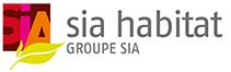Logo de SIA Habitat, partenaire de la Fondation de Lille dans le cadre des Bourses de l'Espoir