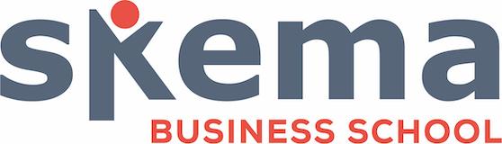 Logo de Skema Business School, partenaire de la Fondation de Lille dans le cadre des Bourses de l'Espoir