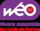 Logo de Weo, partenaire de la Fondation de Lille dans le cadre des Bourses de l'Espoir