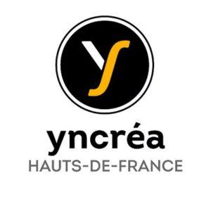 Logo d'YNCREA Hauts de France, partenaire de la Fondation de Lille dans le cadre des Bourses de l'Espoir