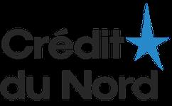 Logo du Crédit du Nord, partenaire de la Fondation de Lille dans le cadre des Bourses de l'Espoir