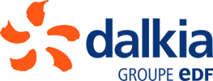 Logo de Dalkia, partenaire du Fonds Solidarité Climat porté par la Fondation de Lille
