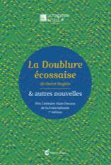 Couverture de la 7e édition du Prix Littéraire Alain Decaux de la Francophonie